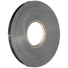3M™ Scotchlite™ Reflective Striping Tape 79902, Black, 1/4 in x 50 ft