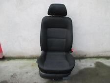 Beifahrersitz Sitz vorne VW Passat 3BG Ausstattung Stoff schwarz grau