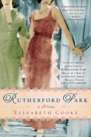 Complete Set Series - Lot of 3 Rutherford Park - Elizabeth Cooke (Romance)