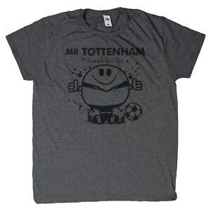 Mr TOTTENHAM T-SHIRT. Present idea for SPURS fan football