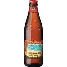 6 Flaschen Kona Longboard  a 0,355l Hawaii  4,6% Vol. Pale Ale inc. EINWEG Pfand