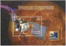 2006 Dominica - Venus Express Orbiter Souvenir Sheet MUH