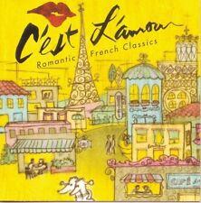 Various Artists, C'E - C'est L'amour: Romantic French Classics / Various [New CD