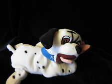 """Retired Disney Store 8"""" LUCKY From 101 Dalmatians Beanbag Plush Toy Doll"""