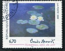 TIMBRE FRANCE OBLITERE N° 3247 TABLEAU CLAUDE MONET / Photo non contractuelle