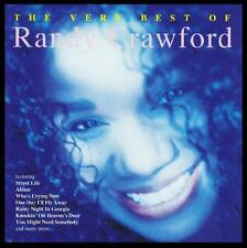 RANDY CRAWFORD - THE VERY BEST OF CD ~ GREATEST HITS ~ 70's/80's SOUL JAZZ *NEW*
