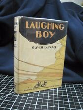 Laughing Boy by Oliver La Farge HC First 1st Like New Hardcover Signed 1929