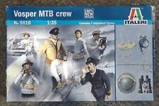 Vosper MTB Crew    Italeri 1/35