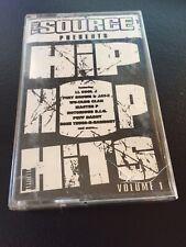 The SOURCE Presents Hip Hop Hits 1997 VOLUME 1 Cassette Tape Rap Wu Tang B.I.G.