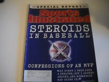 6/3/2002 - Steroids in Baseball - Sports Illustrated