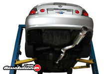 GREDDY 2001-2005 LEXUS IS300 SEDAN REVOLUTION RS CATBACK EXHAUST SYSTEM