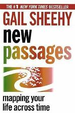 NEW PASSAGES - JOELLE DELBOURGO GAIL SHEEHY Hard cover. 1995, 1st,New in VG  DJ