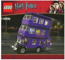 Lego Harry Potter The Knight Bus #4866 Brand New