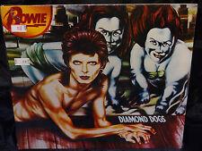 David Bowie Diamond Dogs Sealed Vinyl Record Lp Album USA 1976 RCA AFL1-0576