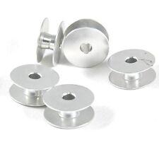"""""""M"""" Style Large Bobbins (Aluminium)   5pcs/Pack  18034AQW"""