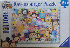 Disney Tsum Tsum ~ 100 Piece XXL Jigsaw Puzzle ~ Ravensburger