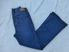 WOMENS LEVIS 512 PEFECTLY SLIMMING BOOTCUT JEANS SIZE 8x30 (8S) #W3227