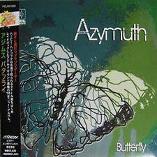 CD DIGIPACK IMPORT JAPON AVEC OBI AZYMUTH - BUTTERFLY / neuf & scellé