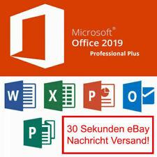 Microsoft Office 2019 Professional Plus MS PRO Plus Email Download Key 32/64 BIT