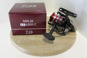 Daiwa Ninja LT2500/ LT4000C Angelrolle