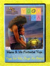 Yoga Ma Baby Ga - Mama & Me Postnatal Yoga ~ New DVD Movie ~ Exercise Video