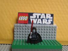 """STAR WARS LEGO LOT MINIFIGURE--MINI FIG--"""" EMPEROR PALPATINE ----10188  """""""