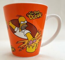 Simpsons Collectable Mug Homer Simpson Slam Dunk