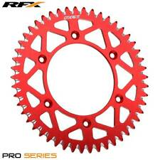 RFX Pro Series Rear Sprocket 420 (RED) HONDA CR85 03-10 50T