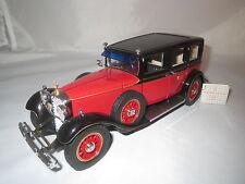 Franklin Mint  1935  Mercedes-Benz  770K  1:24  (88)