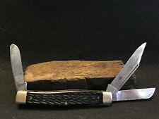 Vtg Camco 3 Blade Folding Pocket Knife