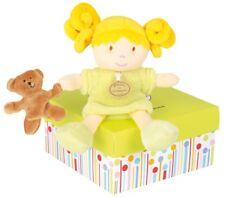 Doudou Peluche fée demoiselles pomme verte doudou et compagnie poupée Doll &