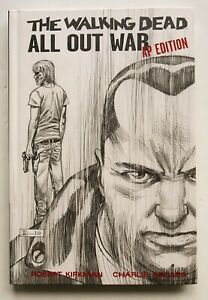 The Walking Dead All Out War AP Edition Kirkman Image Graphic Novel Comic Book