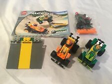 Lego Pull Back Racers Lot 4582 4583 4594 8350 8359 Complete with Instructions
