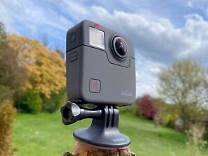 GoPro Fusion 360° Degree Digital Action Camera 5.2K 18MP Official GoPro