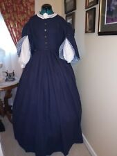 Sale Save 15% Civil War Reenactment Day Dress Size 16 Was $200 Now $169