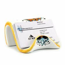DERUTA VARIO ROSSO: Scroll Business Card Holder