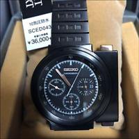 SEIKO GIUGIARO SCED043 Watch ALIENS 2 RIPLEY SPIRIT LE 2000 Chronograph Japan