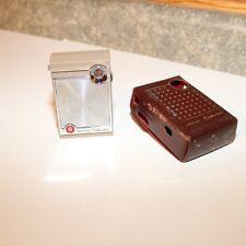 Silvertone Transistor Radio 4207 Beige