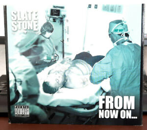 Slate Stone From Now On... Texas Underground OG Release oop Really Rare