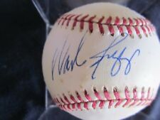 Wade Boggs Autograph Baseball Official Rawlings Ball Auto hall of fame