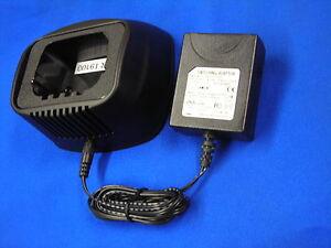 New Single rapid Charger For Motorola#NTN4593/4595/8818/4588 SABER MX1000,FuG10b