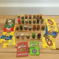 Vintage Mighty Beanz Series 3 Lot (26) Trading Cards, Checklist