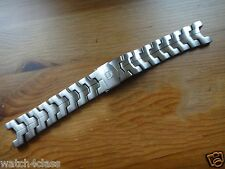 20mm S steel bracelet band strap (FITS) TAG Heuer LINK series Diamond BA0575