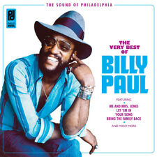Billy Paul : The Very Best of Billy Paul CD (2014) ***NEW***