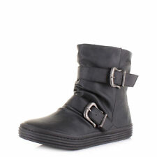Blowfish Ankle Boots Synthetic Leather Shoes for Women