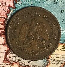 1936 MEXICO 1 CENTAVO COLLECTOR COIN. FREE SHIPPING
