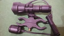 BR 158 RED zoom scope gun light lamping hunting air rifle torch