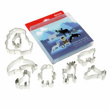 Cookie Cutter Dexam Set - aventures Iceberg Ensemble de 8