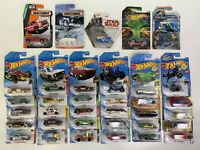 Lot Of 35 - Hot Wheels Matchbox Assortment No Duplicates! New Sealed In Box