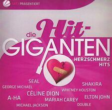 Die Hit Giganten - Herzschmerz Hits - 2 CD Neu Hitgiganten Double LOBO Shakira